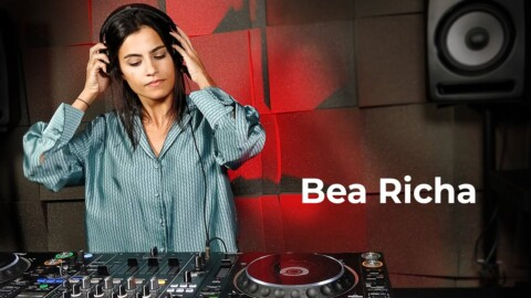 Bea Richa - Live @ Radio Intense Barcelona 26.09.2020 / Melodic Techno & Progressive House DJ Mix
