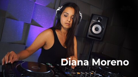 Diana Moreno - Live @ Radio Intense Barcelona 3.09.2020 / Progressive House & Melodic Techno mix