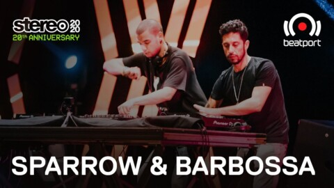 Sparrow & Barbossa DJ set - 20 Years: Stereo Productions Live | @Beatport  Live