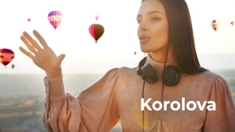 Korolova - Live @ Radio Intense Cappadocia in Turkey 1.10.2020 / Melodic Techno Mix