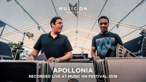 APOLLONIA at Music On Festival 2018
