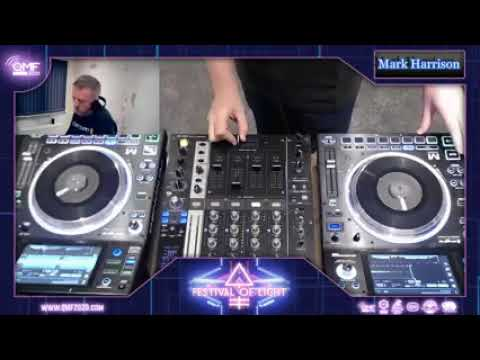 MARK HARRISON - TECHNO - UNITED KINGDOM - Virtual Clubbing Life Livestream Session
