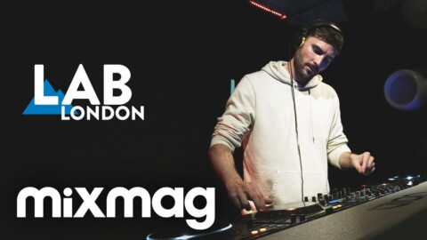INSTINCT nu-skool garage set in The Lab LDN