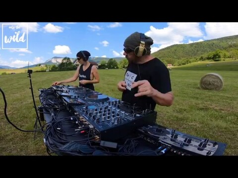 Into the Wild by Teckni-B #040 - Virtual Clubbing Life Livestream Session