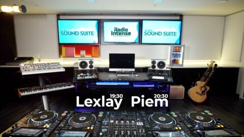 Lexlay & Piem - Live @ Radio Intense at W Sound Suite 15.10.2020 / Tech House Mix