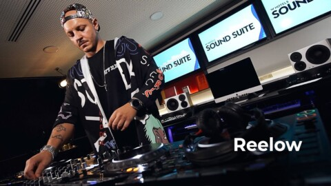 Reelow - Live @ Radio Intense Barcelona at W Sound Suite 21.10.2020 / DJ mix
