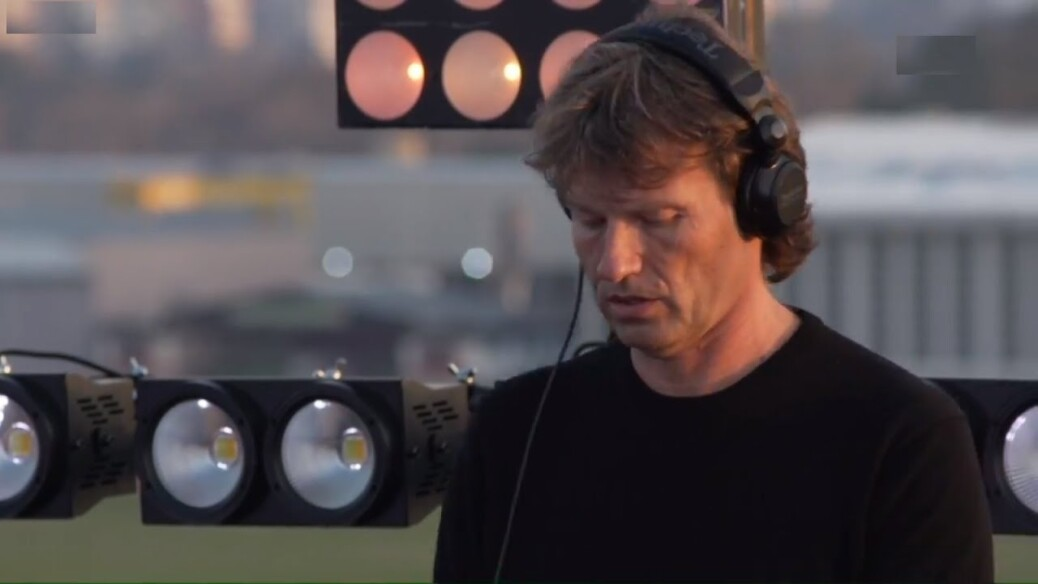 Hernan Cattaneo @ Sunsetstream, Aeroparque Jorge Newbery (22.08.2020) [5hs Full Set] HD