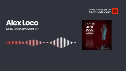 Tech House: Alex Loco (Italy) - MOAI Radio | Podcast 107