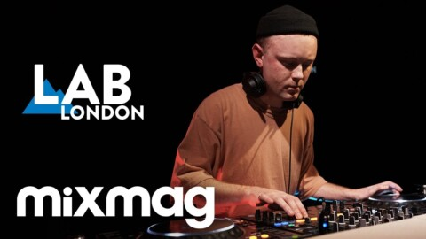 BUDDY LOVE blissful house set in the Lab LDN