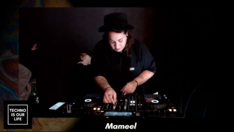 Mameel at #Techno Consecration #Festival on Virtual Clubbing Life