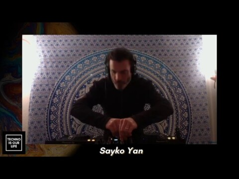 Sayko Yann #Techno Consecration #Festival on Virtual Clubbing Life