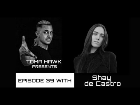 Lakota Radio - Weekly Show by Toma Hawk - Episode #39 with Shay de Castro - #thistechnowillhauntyou