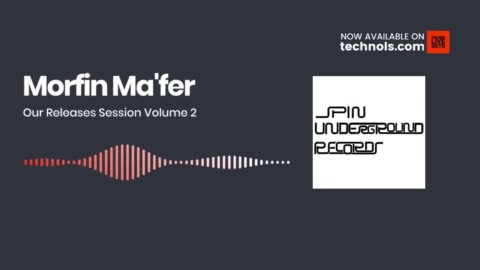 Techno Music: Morfin Ma'fer - Our Releases Session Volume 2