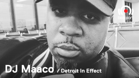 DJ Maaco - Detroit In Effect - Beatport Selects: Electro | @Beatport Live