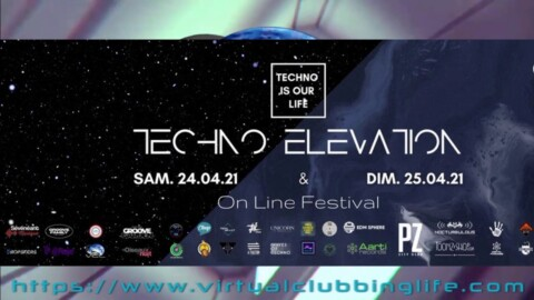 909 RESISTANCE X #Techno Is Our Life #Festival April 2021 #Montpellier