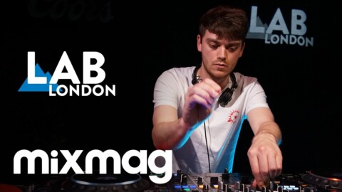 Adam Pits trance and ethereal breaks set in The Lab LDN
