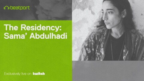 The Residency w/ Sama Abdulhadi - Week 1: The Union Collective | @Beatport Live