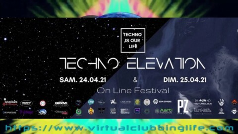 STREET MACHINE #Techno Is Our Life #Festival April 2021 #Montpellier