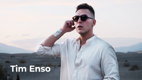 Tim Enso - Live @ Radio Intense, Death Valley, USA 6.5.2021 [  Progressive House 4K DJ Mix ]