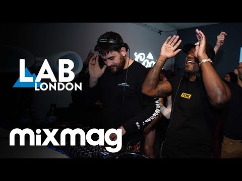 RUDIMENTAL in The Lab LDN | Ground Control launch party